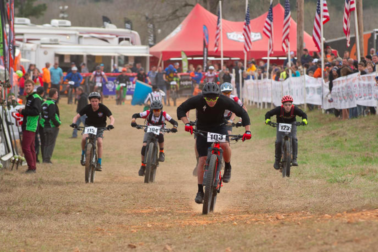 Check Out Highlights From The General eMTB GNCC
