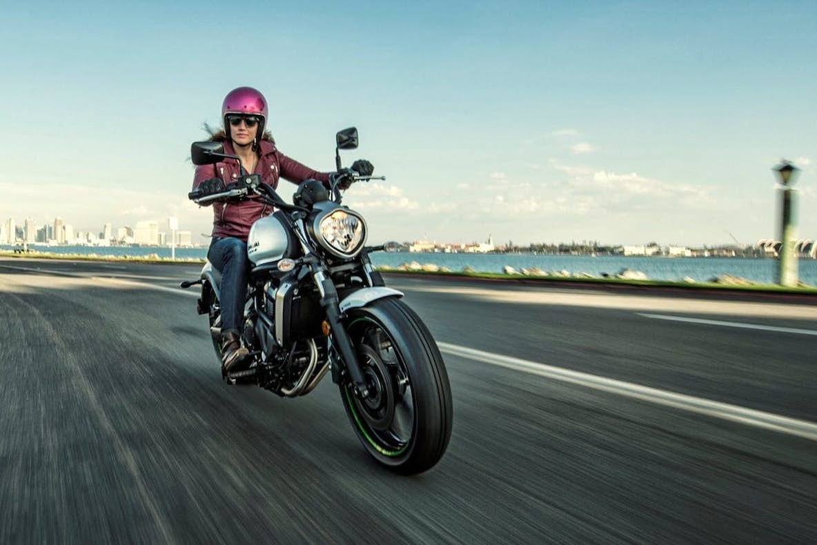Report Women Now Account For 19 Of Motorcycle Owners In Us