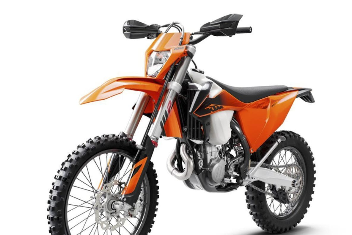Check Out The 2020 KTM Enduro Line-Up - Racer X Exhaust